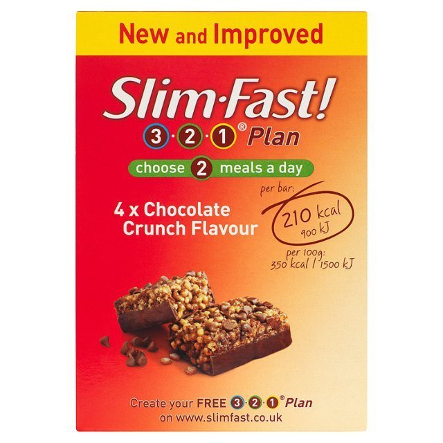 Unilever Withdraws Slimfast Meal Bars