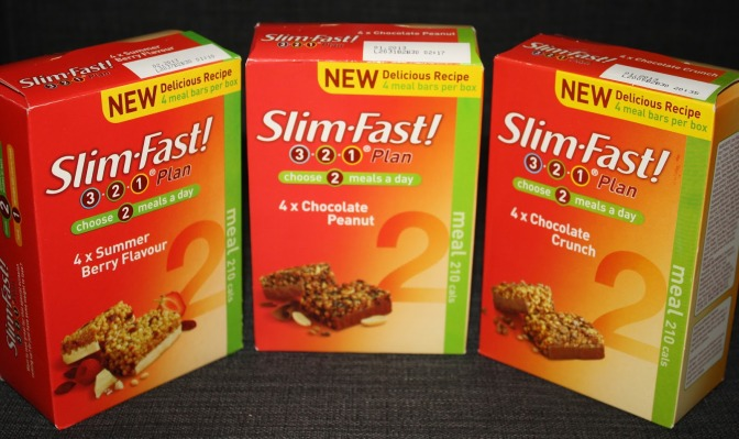 Slimfast Meal Bars Recalled